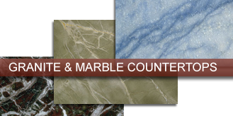 Decorative Stone - Marble Countertops